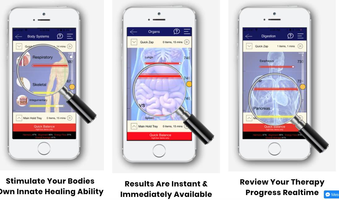 Genius Insight App Screens
