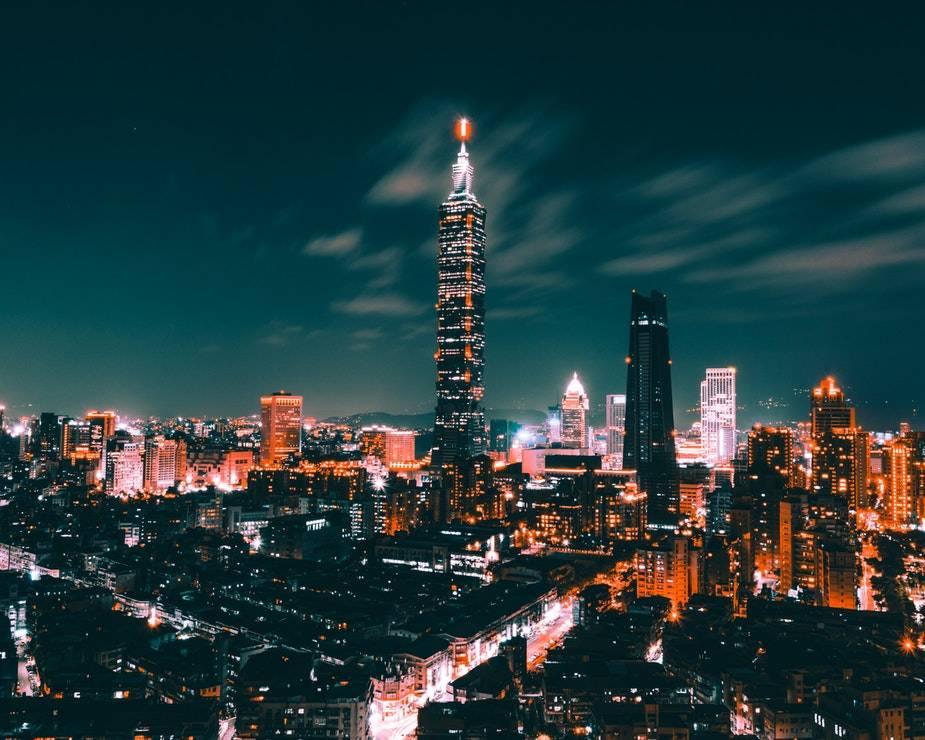 Taipei is the next art location