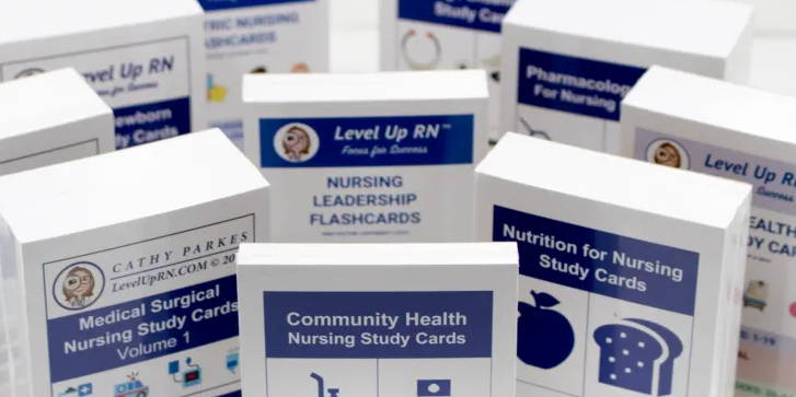 Nursing Flashcards to help you pass ATI, NCLEX, and HESI Exams