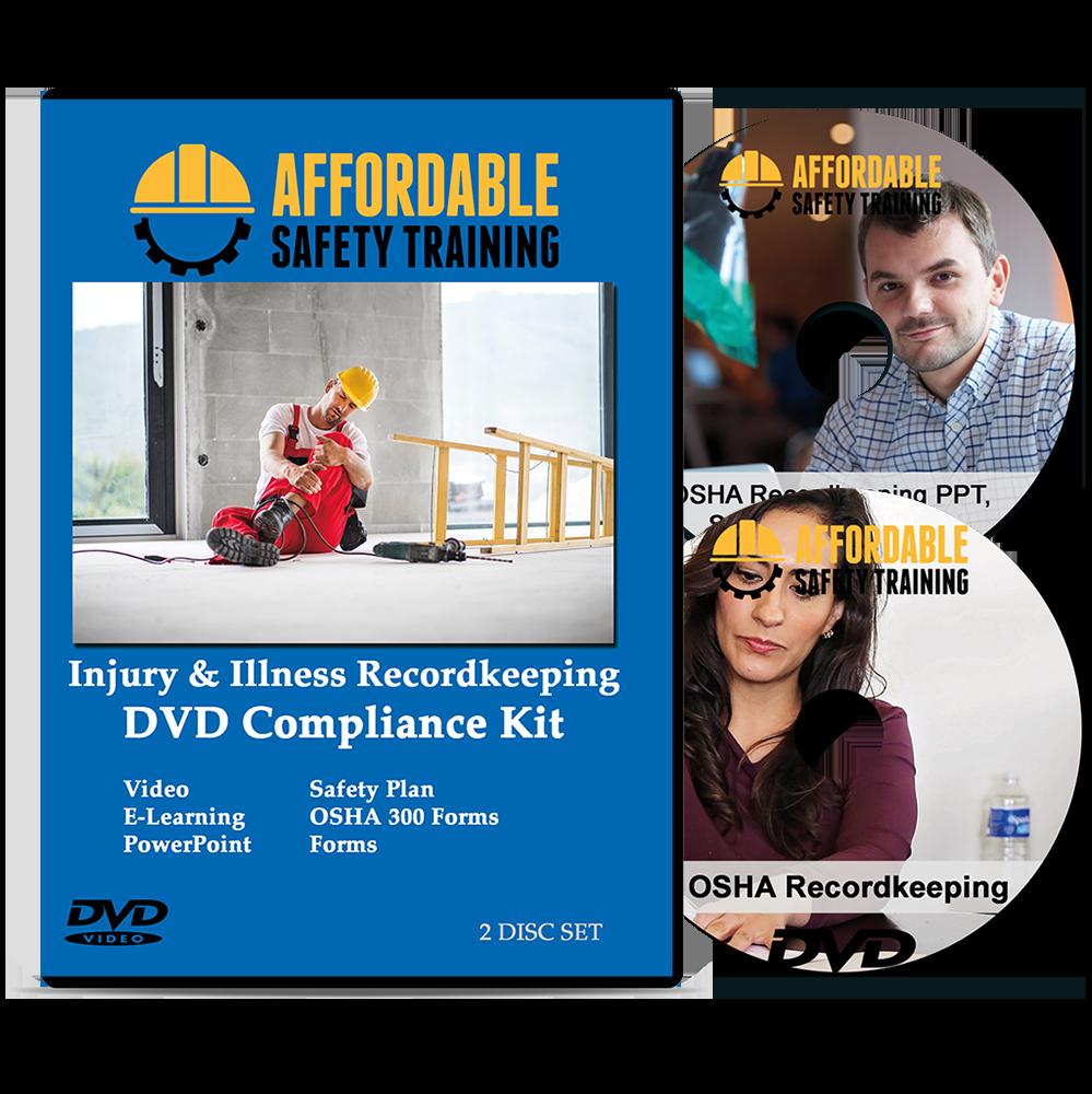 Injury and Illness Recordkeeping Training