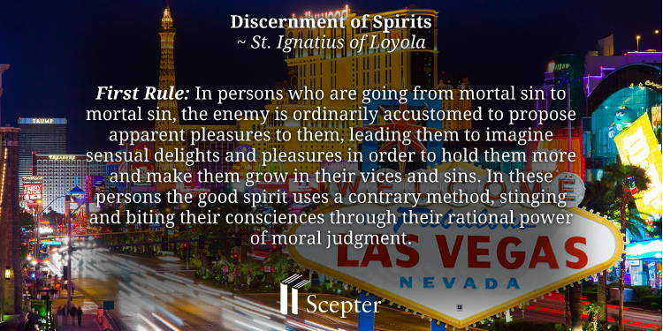 St. Ignatious, Spiritual Discernment, Discernment of Spirits, 14 Rules for the Discernment of Spirits, Discernment, Sin, Pleasure, Good Spirit vs Bad Spirit, Discerning Hearts, Prayer, Conversation with God, Talking to God