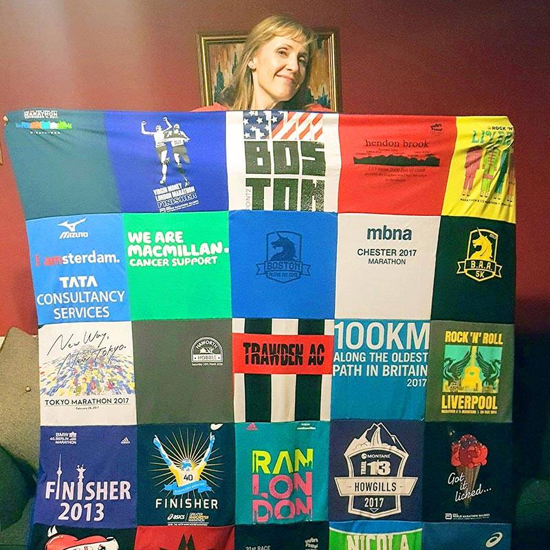 Too Many T-Shirts - T-Shirt Blankets | Memory Blanket | Custom T-Shirt Quilt