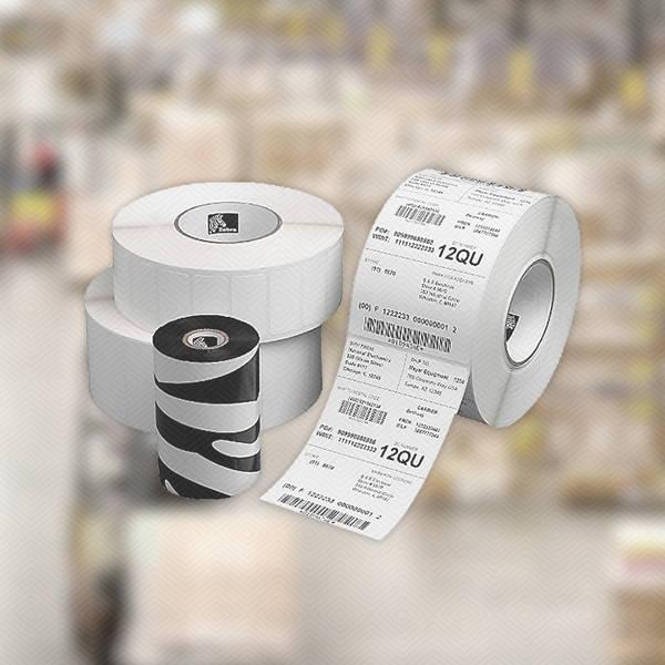 Consumibles Recibos Barcode Printers
