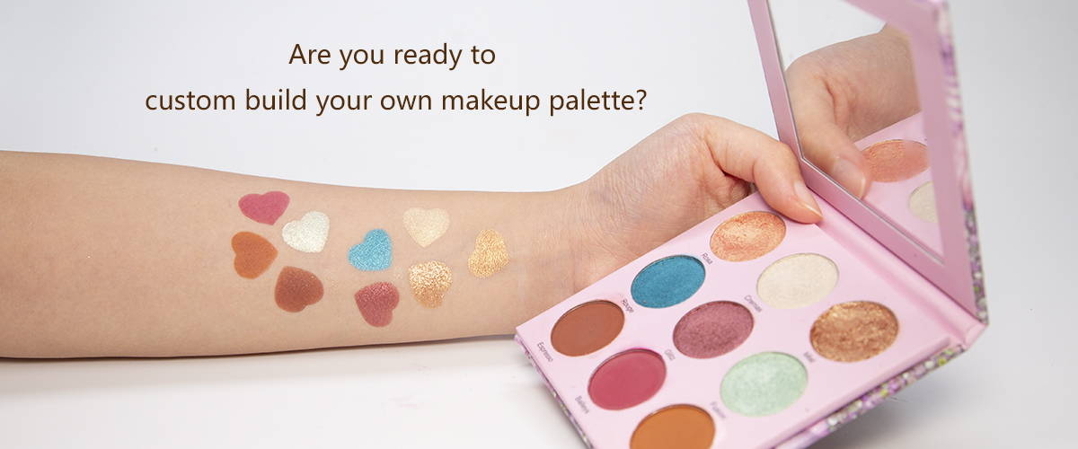 how to build your own eyeshadow palette