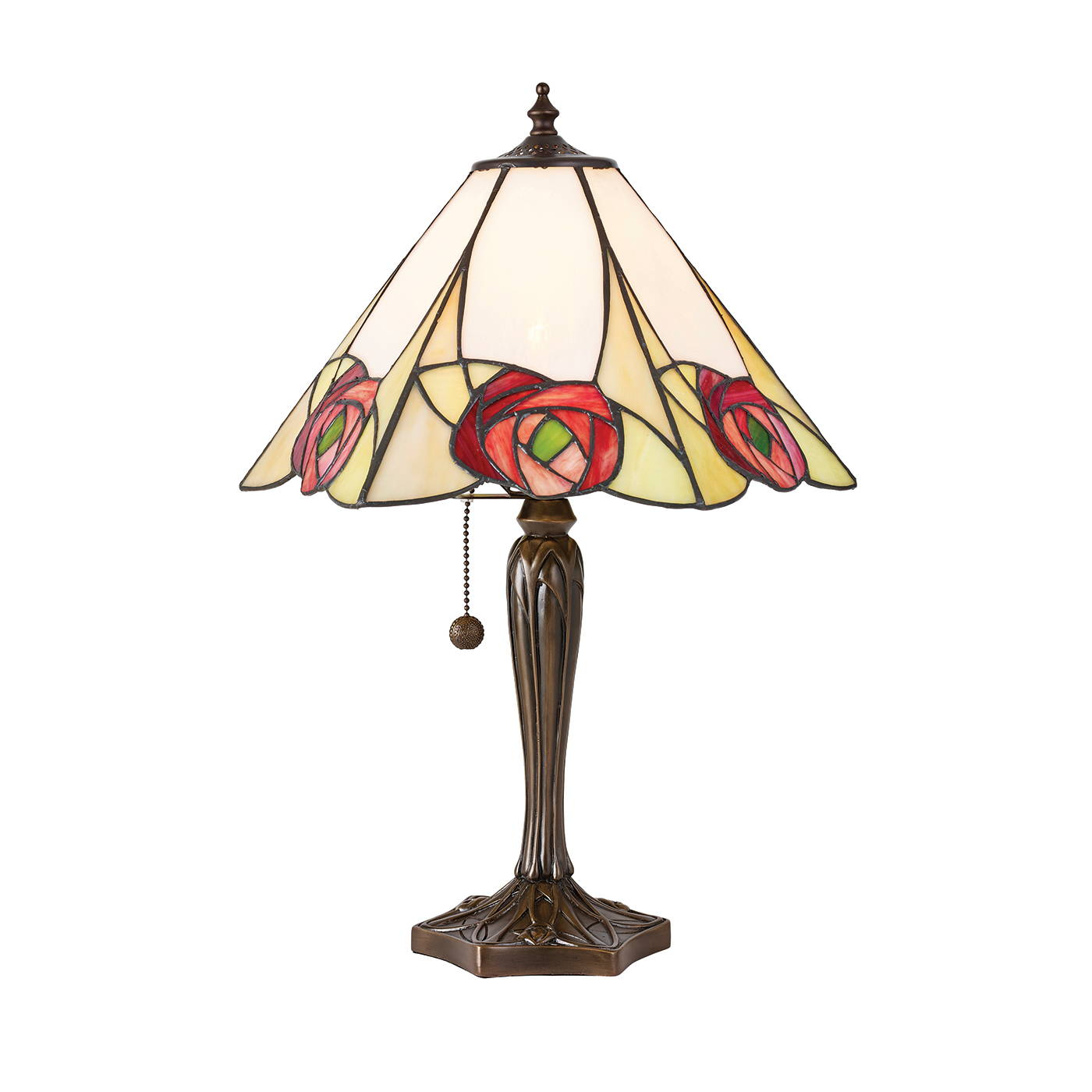 medium tiffany style  lamps