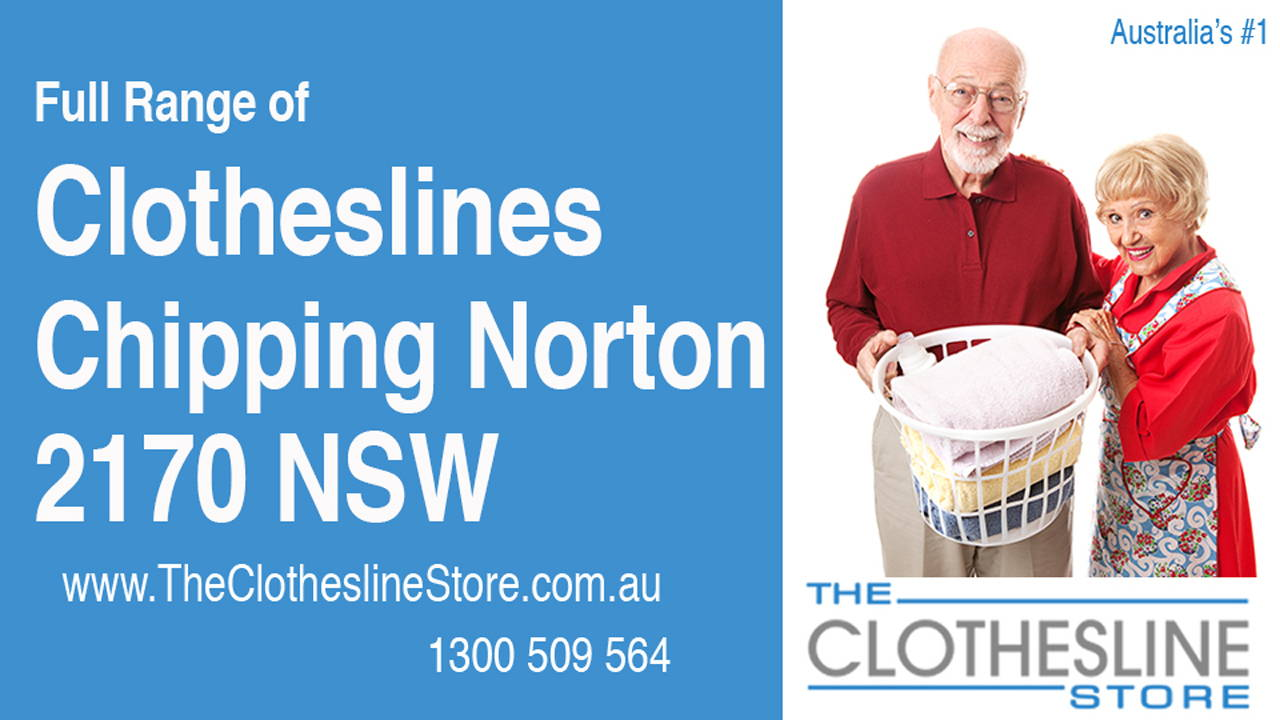 Clotheslines Chipping Norton 2170 NSW