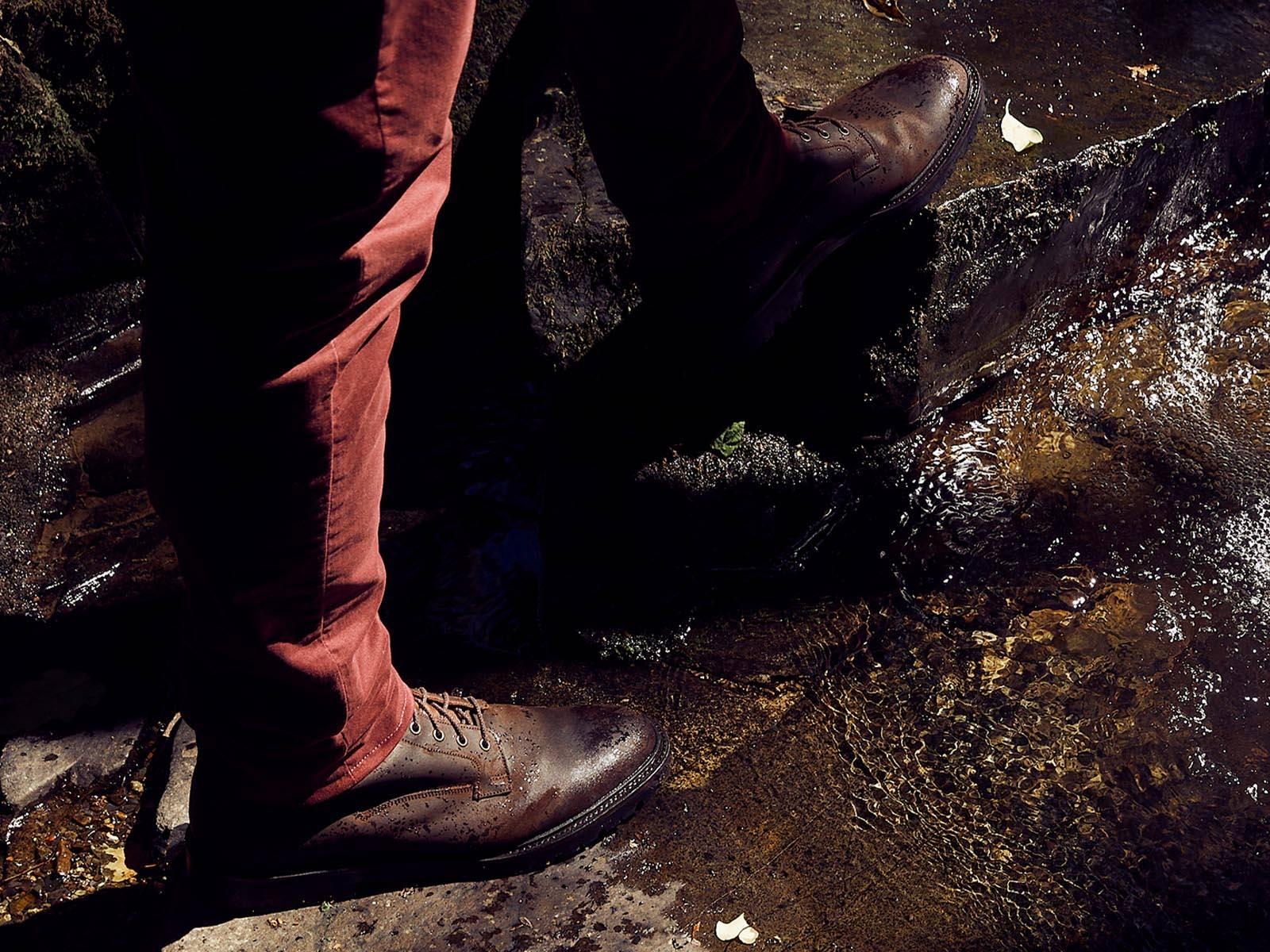 Grizedale, Mens Boots | Crockett & Jones