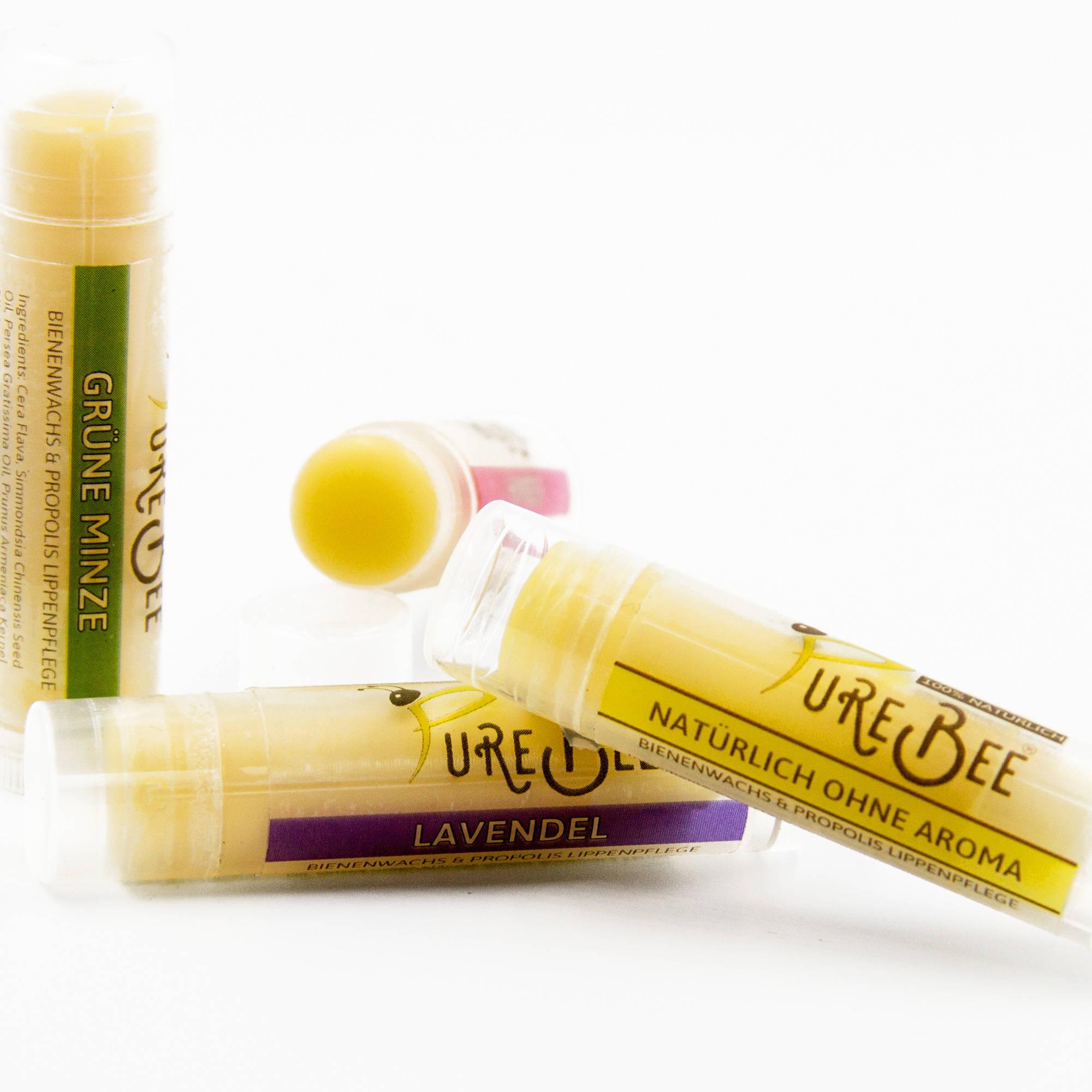 PureBee Lippenpflege