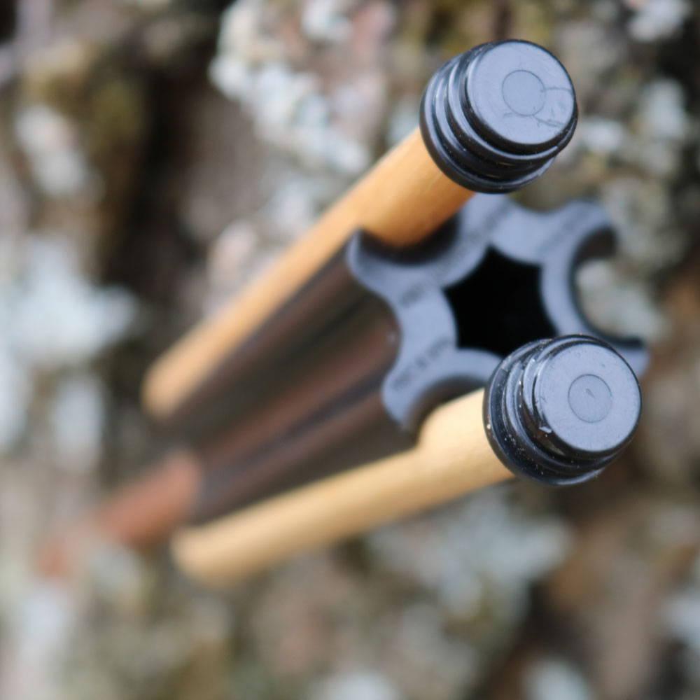 Trident Striker Threads on Dowels