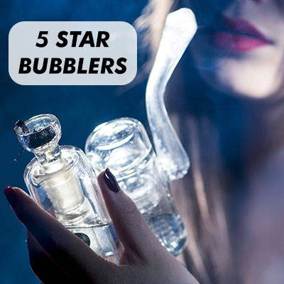 Best Cheap Bubbler Pipe and Glass Spoon