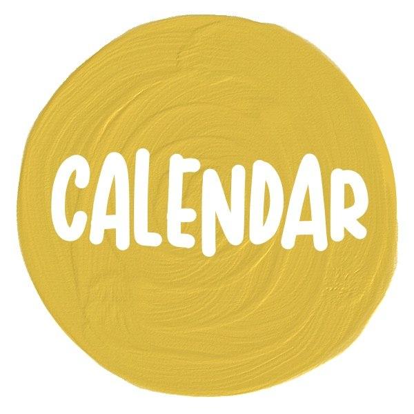 K. A. Artist Shop - Calendar Page
