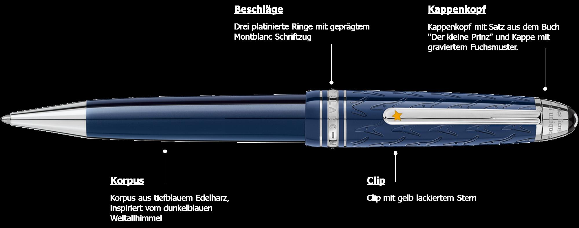 Kugelschreiber Meisterstück Le Petit Prince