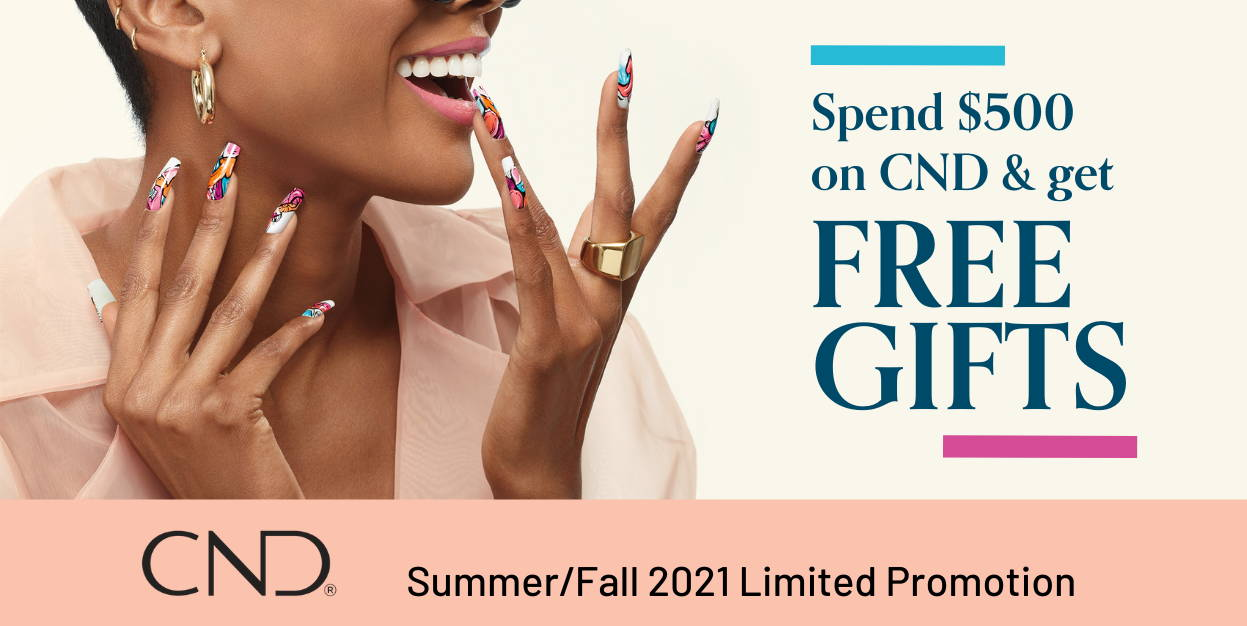 CND Free Gift