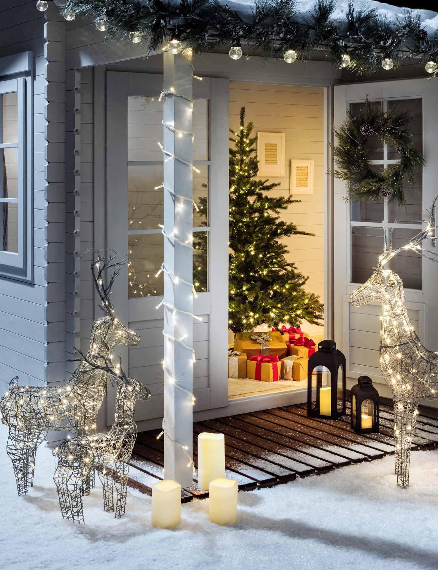 Christmas House Lighting Ideas Lights4funcouk