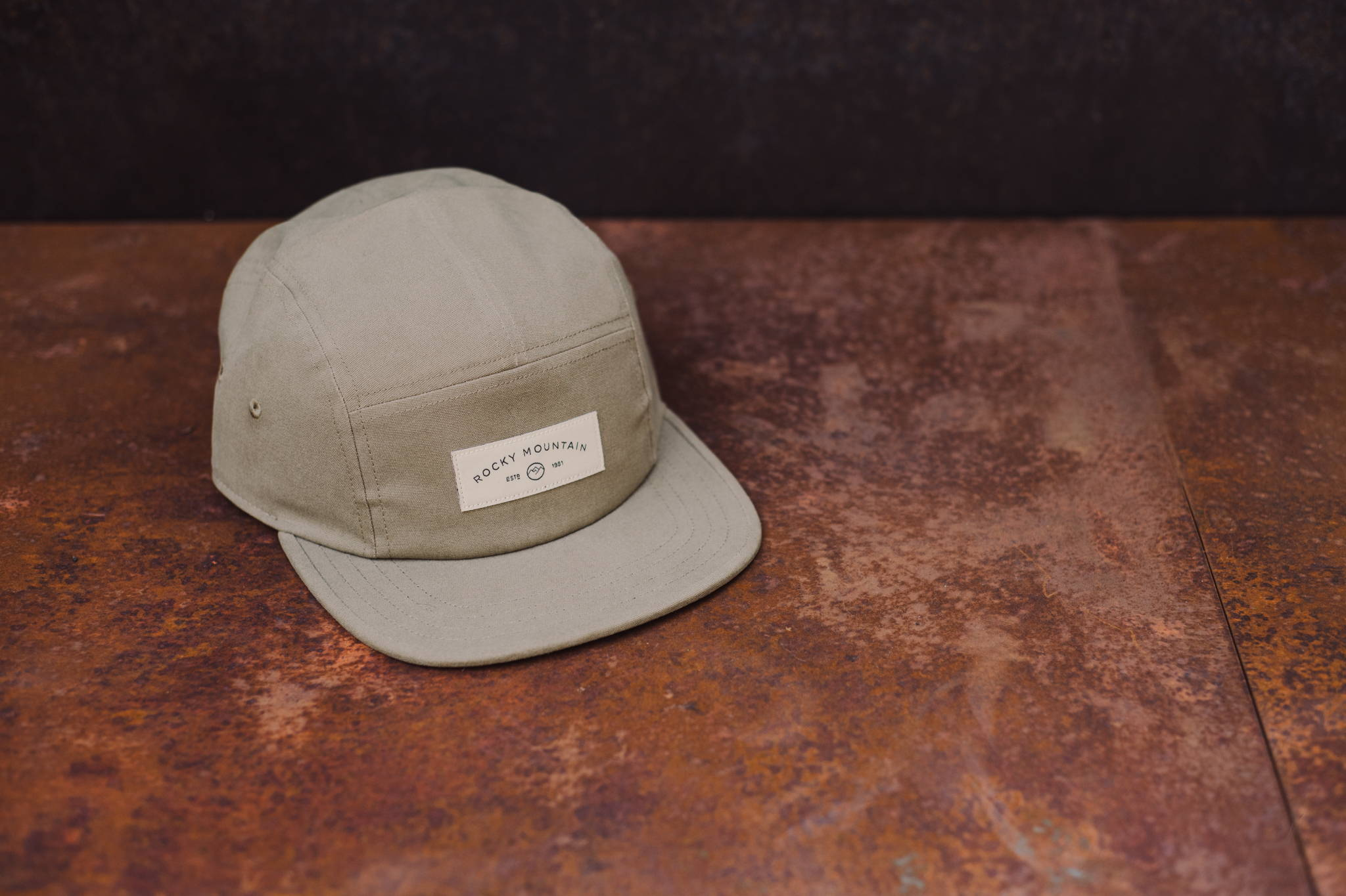Rocky Mountain Roaster Co. 5-Panel