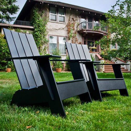 Loll Adirondack Flat Chair