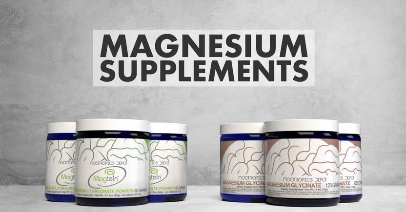 Magnesium Glycinate: vs. L-Threonate: Which Is Right For You?