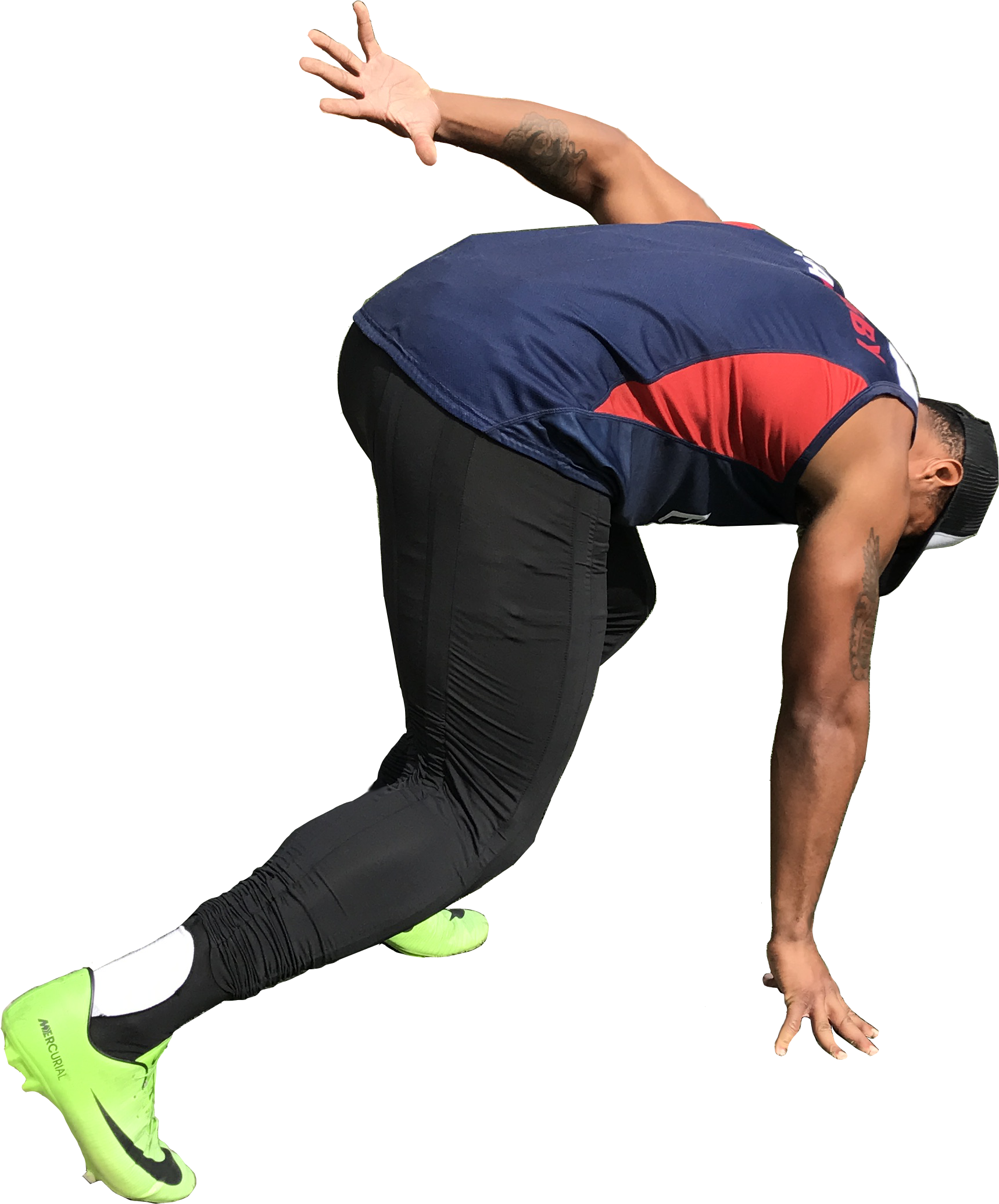 AGOGIE wearable resistance track and field sprint training pants are used by top programs around the country and many top sprinters in the world.