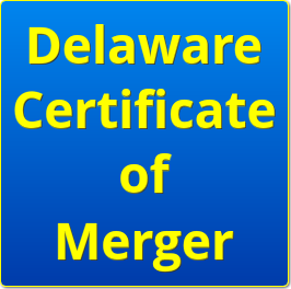 delaware certificate of merger | delaware business incorporators, inc.