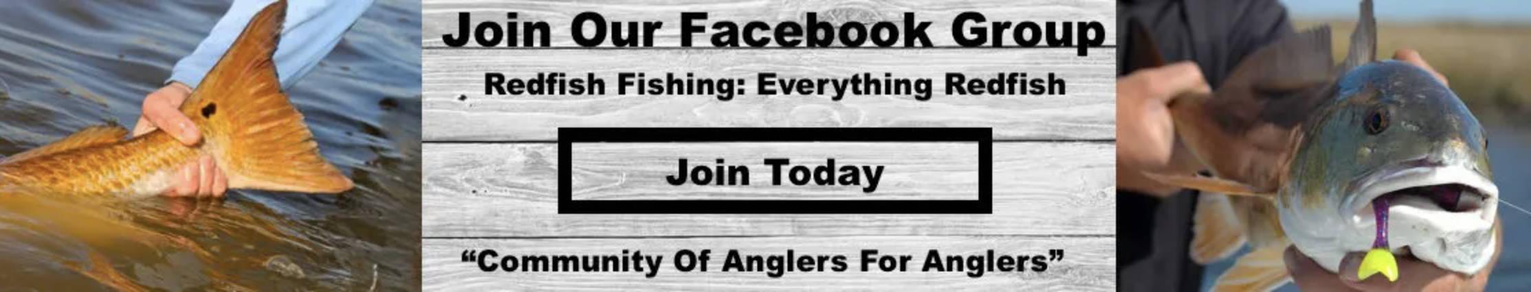 Redfish Fishing - Everything Redfish Facebook Group