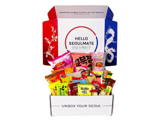 korean street food snack box online no subscription