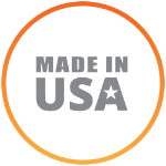 An icon for Made in the USA