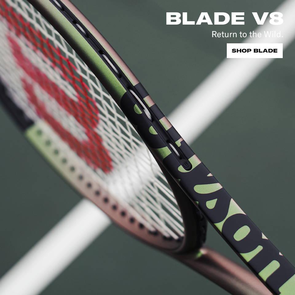Wilson Blade v8 Tennis Racquets