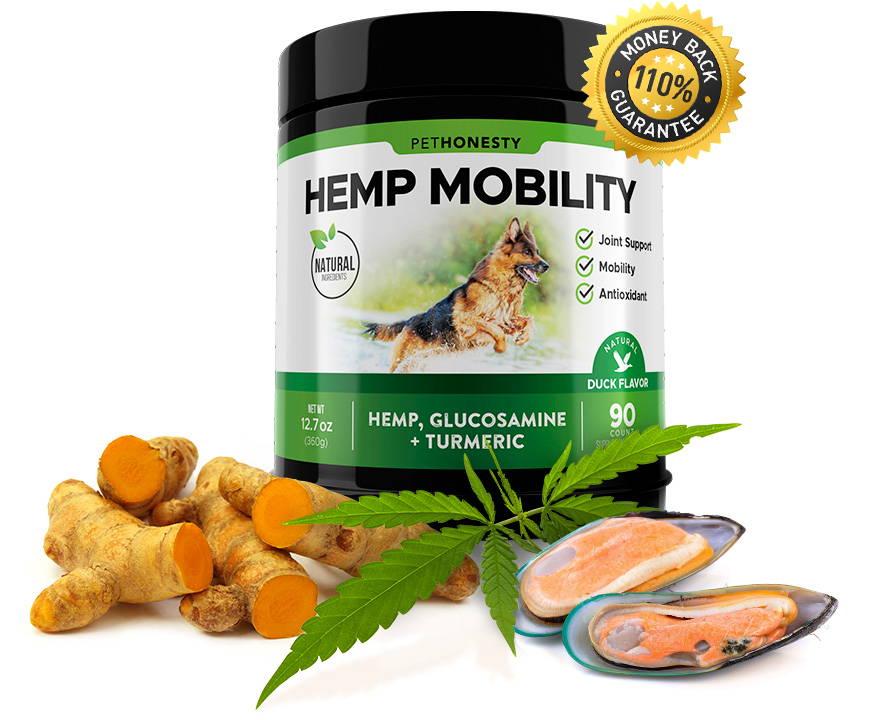 Hemp Mobility Chews (90 count)