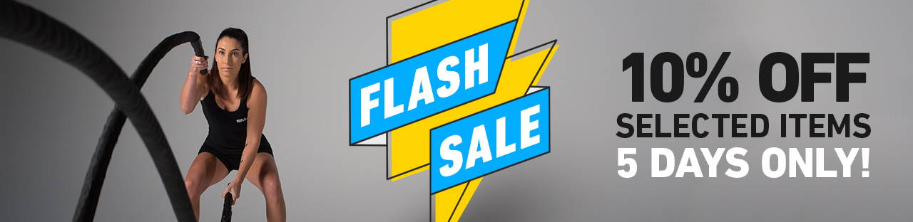Flash Sale - 10% Off Selected Items - 5 Days Only