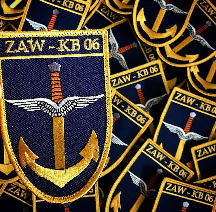 Patch erstellen Marine