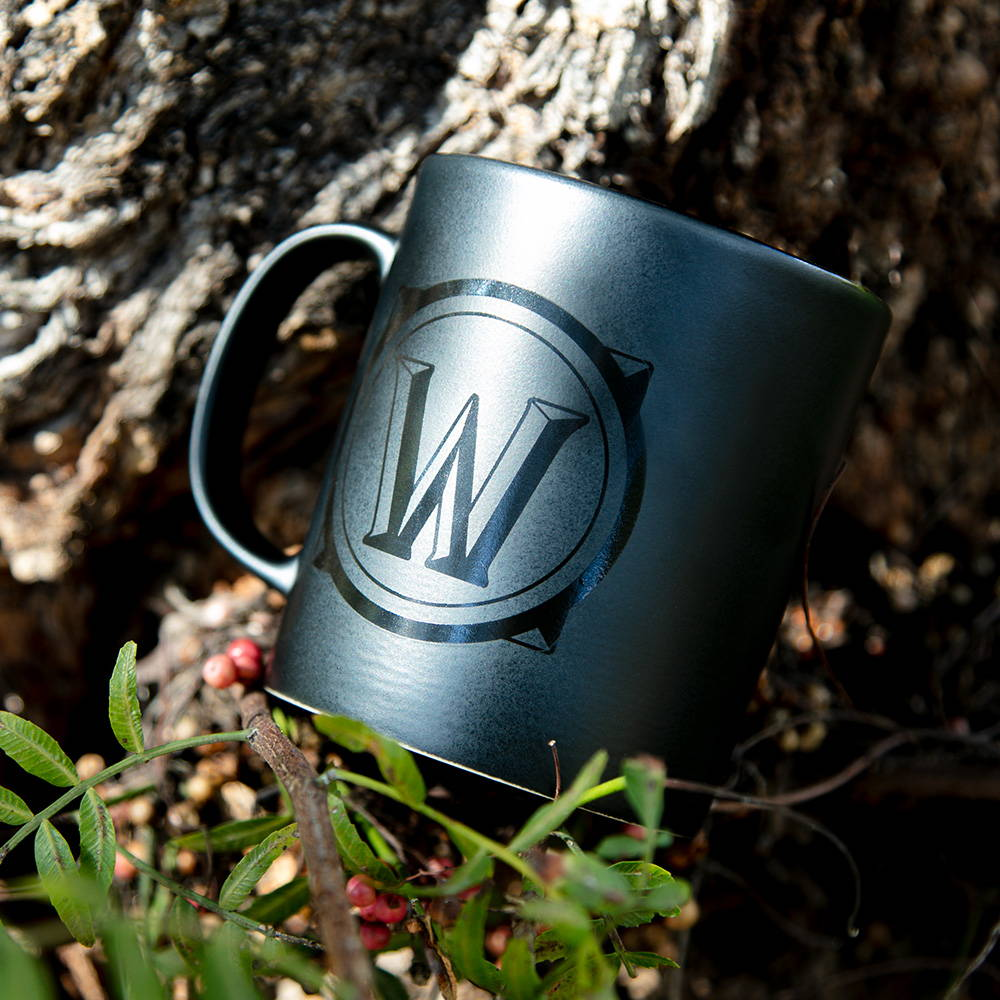 Photo of a World of Warcraft mug