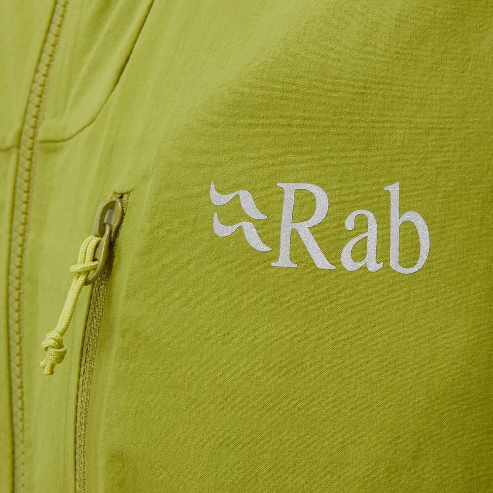 Rab(ラブ)/ボレアリスジャケット/イエローグリーン/MENS