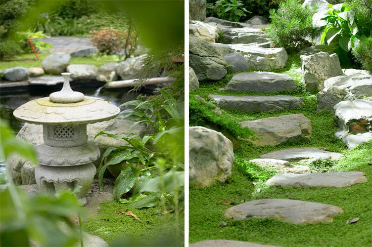 japanese garden stone