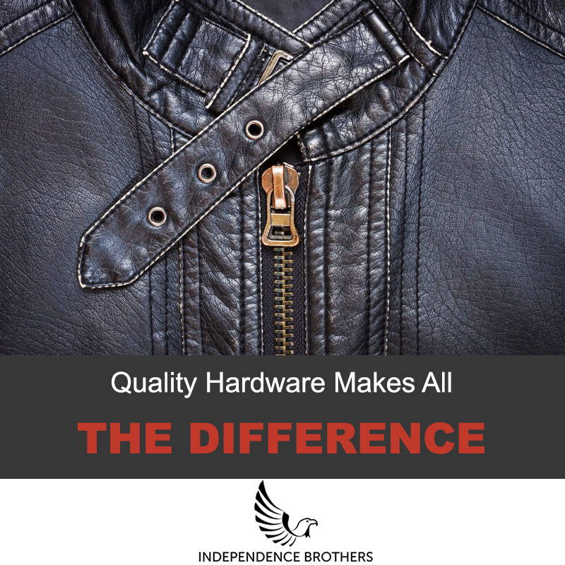 Quality hardware makes all the difference