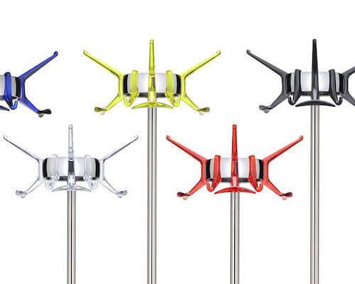 See our top 10 picks for modern coat racks.