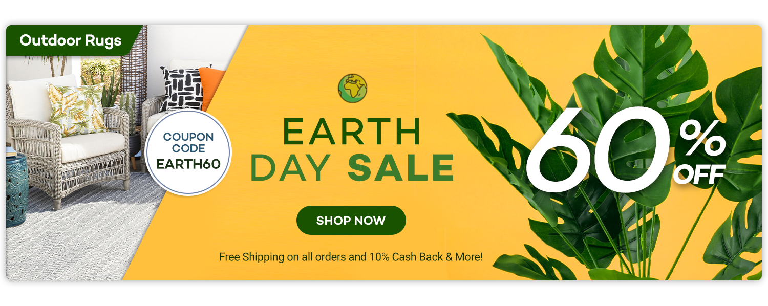earth day sale 60% off