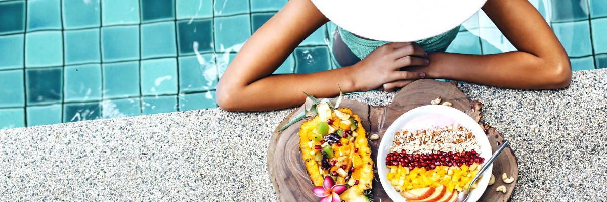 Alimentation en été