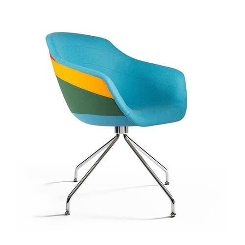 Moooi Canal Swivel Chair