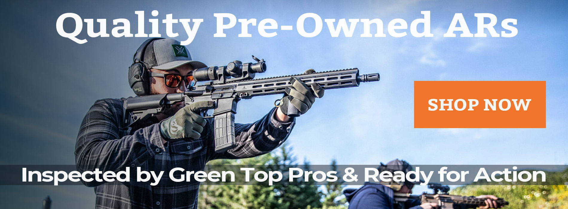 Shop All Pre-Owned ARs in Stock - HURRY, These Go Quickly!