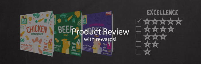 Pawpy Kisses Product Review with rewards.
