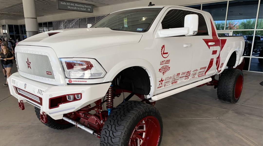 2018 Dodge Ram 2500 Mega Cab Train Horn Install