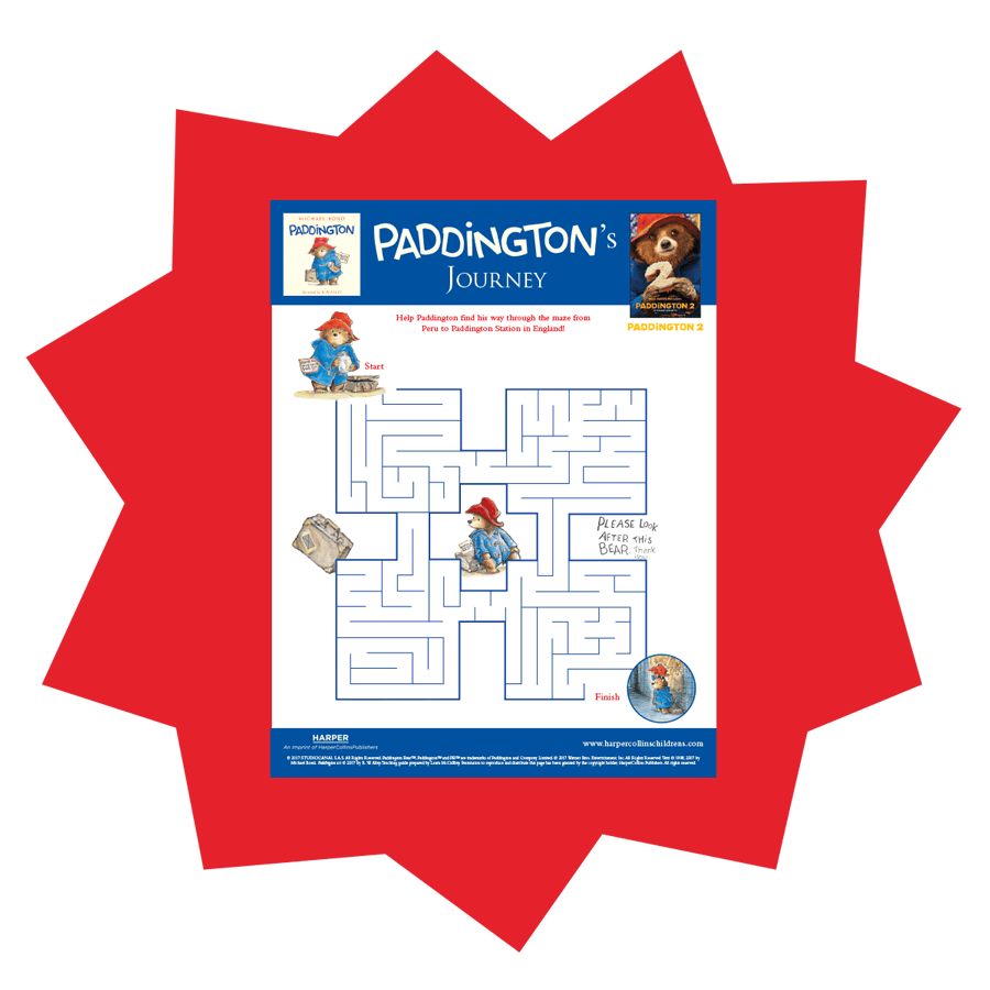 Paddington Puzzles