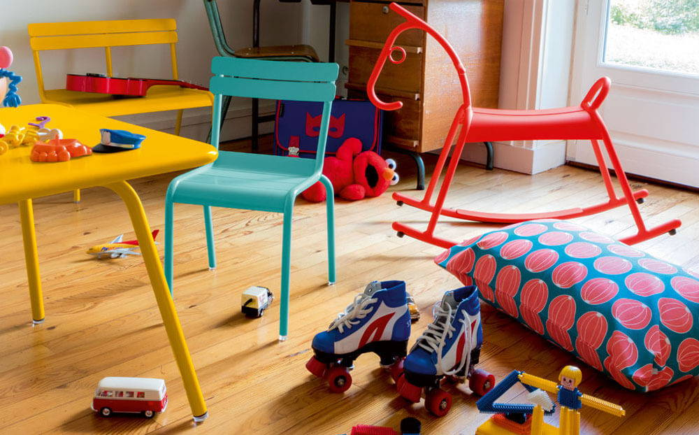 Well thought out playroom ideas