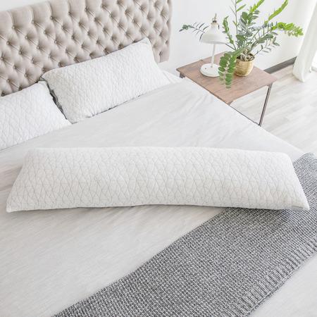 Coop Home Goods Top Rated Memory Foam Body Pillow