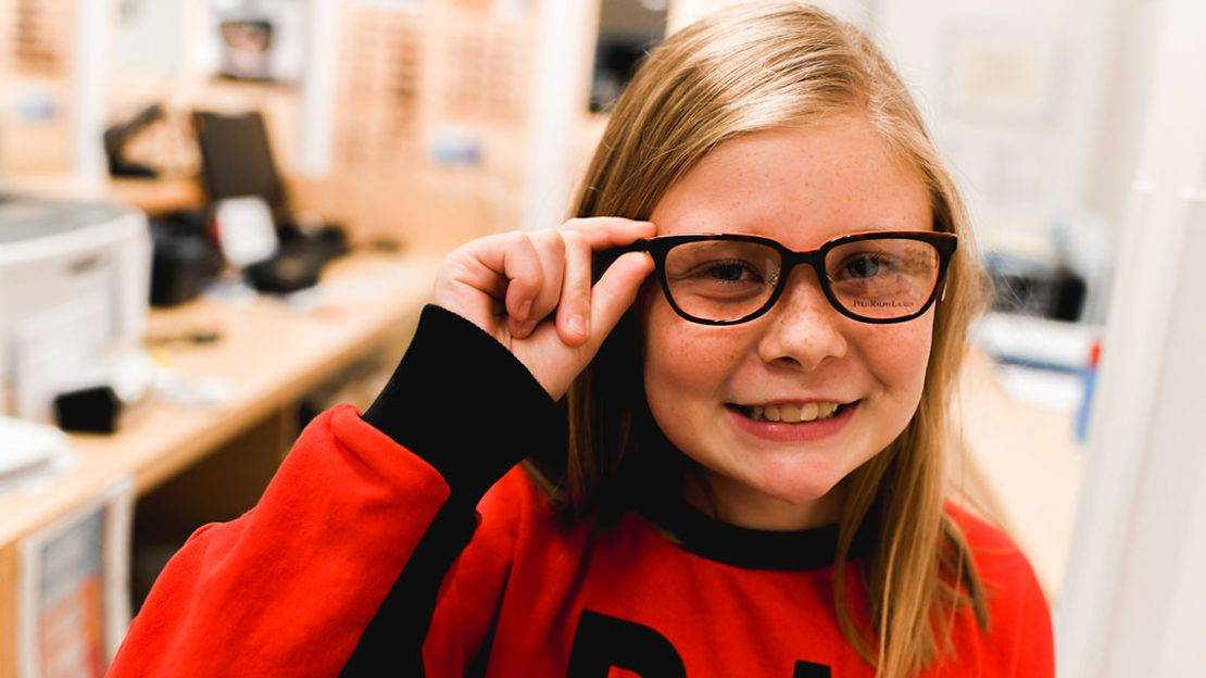 Does My Child Need to Wear Glasses All the Time?