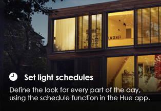 ET2 Friends of Hue lighting at Brand Lighting