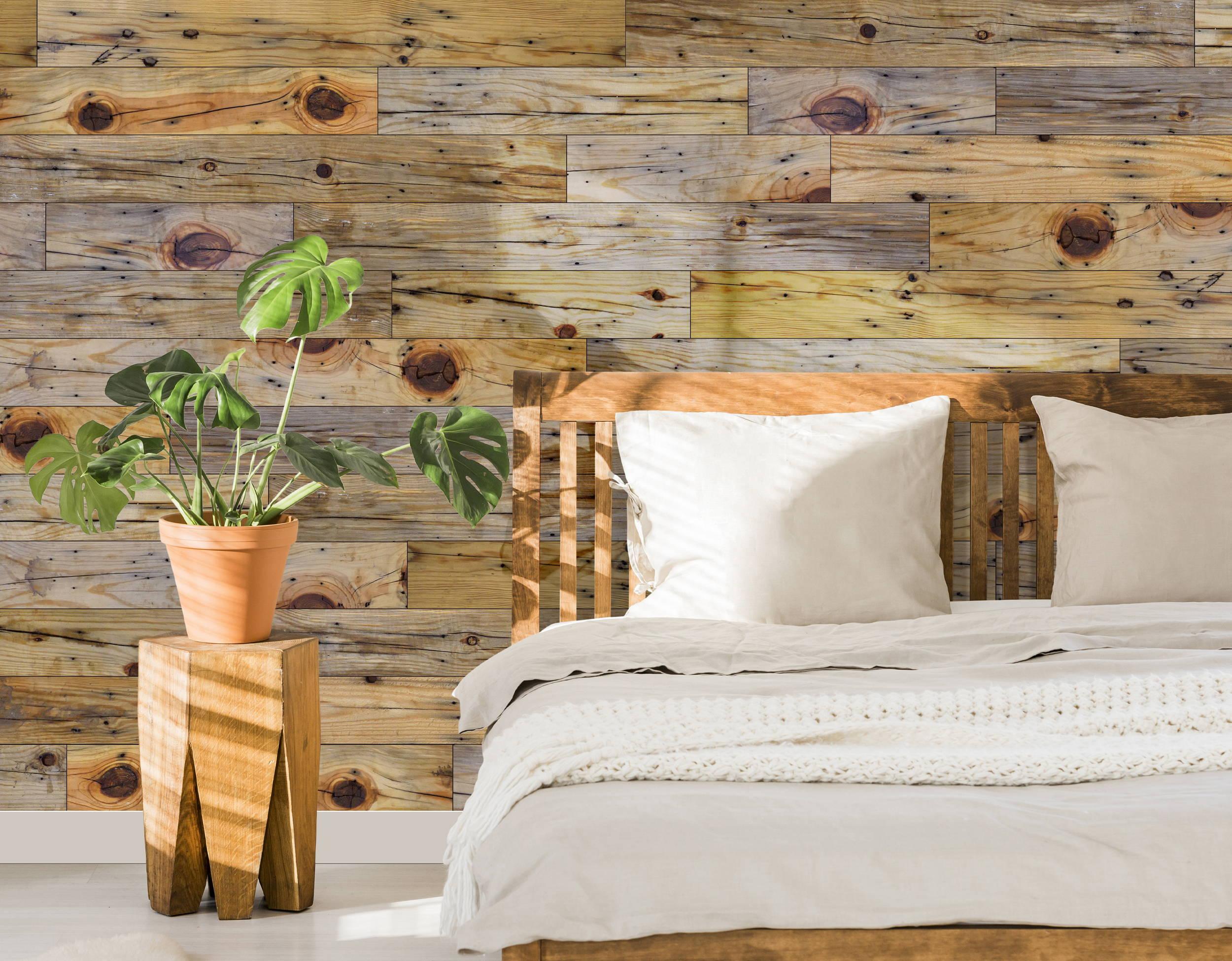 Unfinished Pine Authentic Reclaimed Barnwood Plank Wholesale