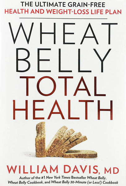 Wheat Belly Total Health Audible Book