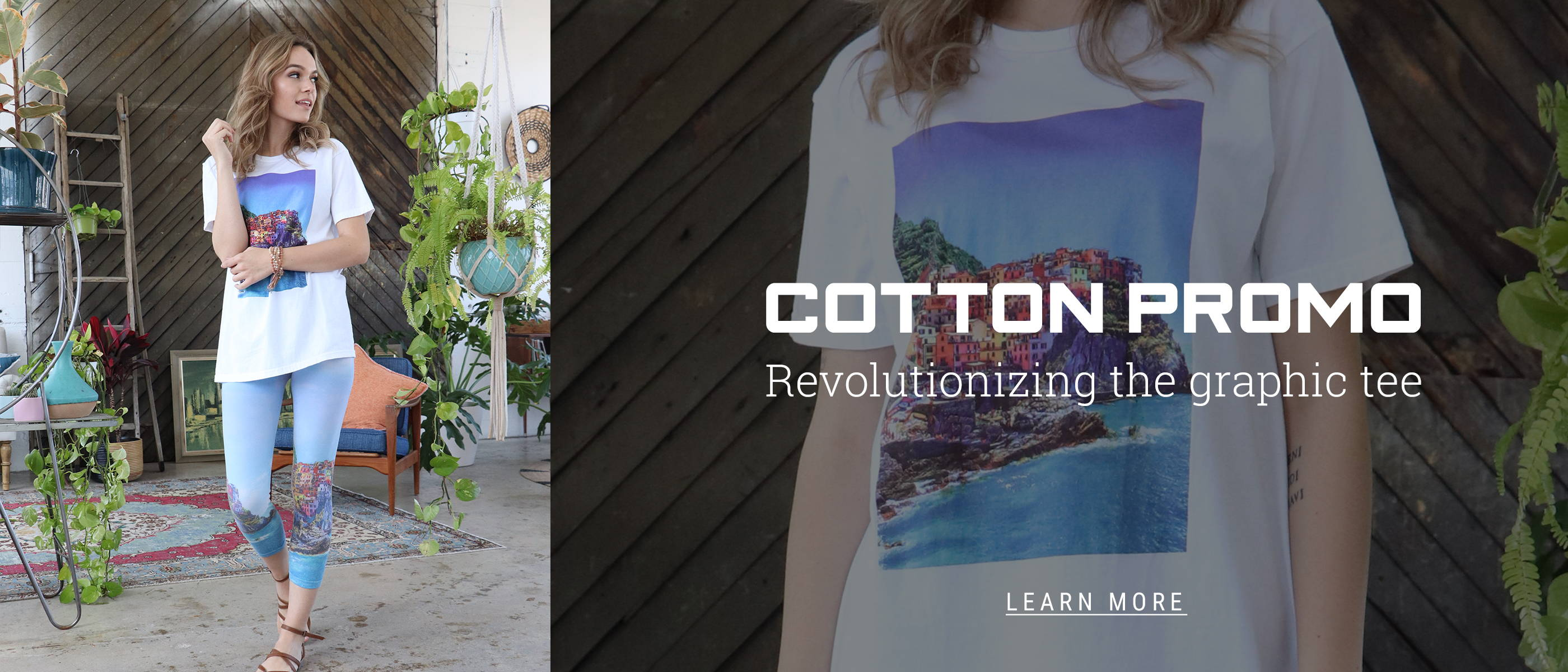 Learn more about Cotton Sublimation!