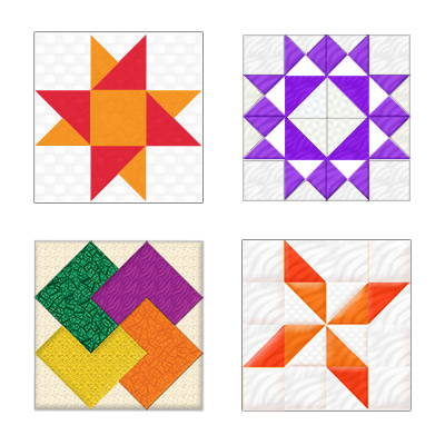 Finished-Size Quilting Overview by Guidelines4Quilting